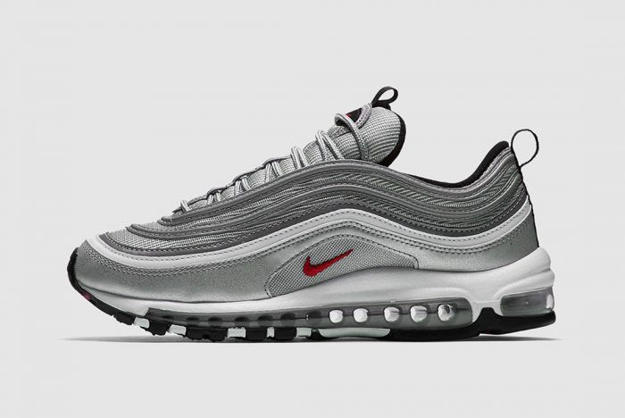 Nike Recap Air Max 97 Silver Bullet