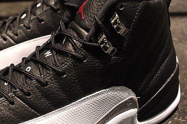 Air Jordan 12 Playoffs 3 1