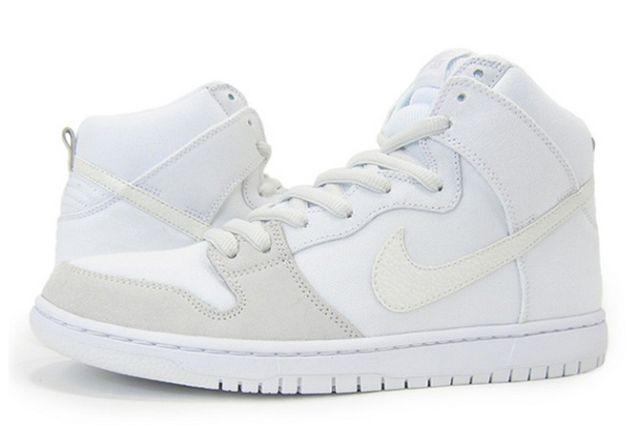 Nike Sb Dunk White 1