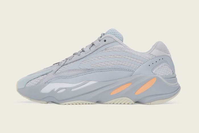 Adidas Yeezy Boost 700 V2 Inertia Official Release Date Lateral