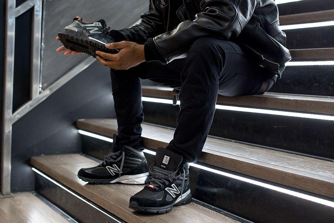 New Balance Black Panther 15