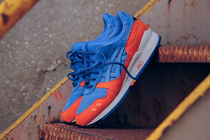 Ronnie Fieg Asics Gel Lyte Iii New York