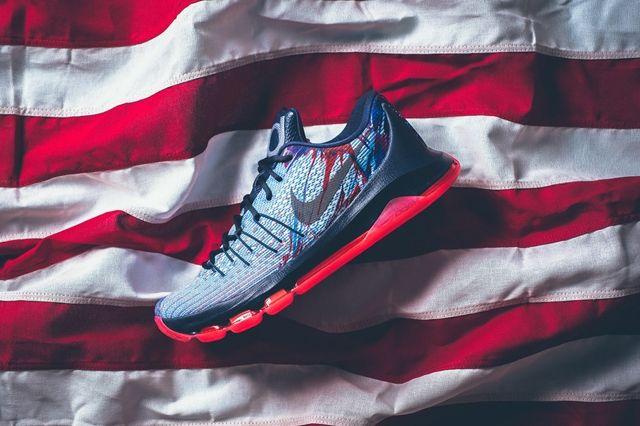 Nike Kd8 Usa 6