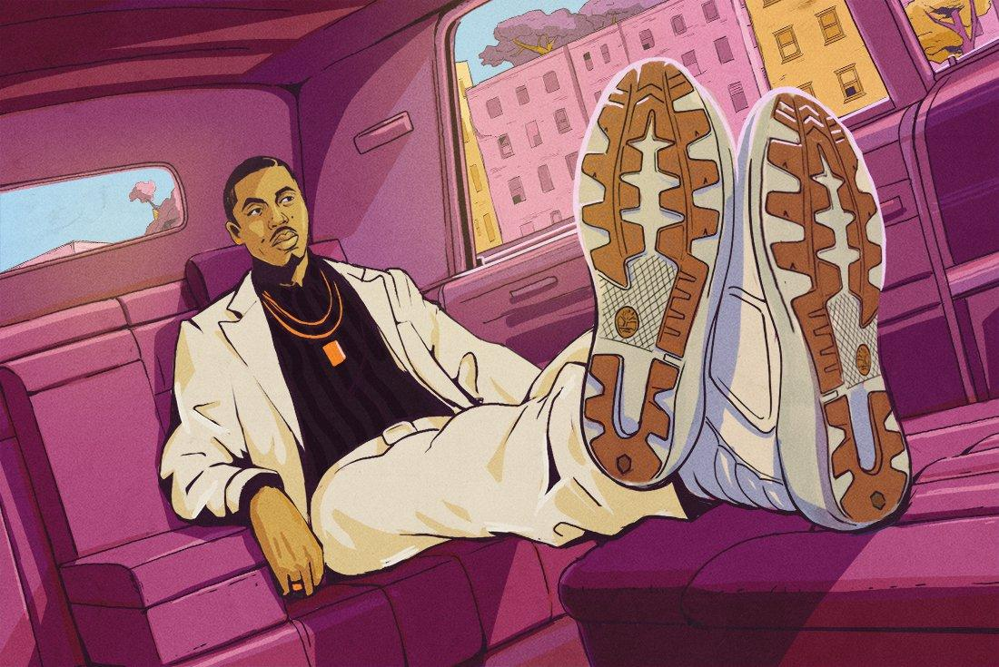 Nas X Timberland Legends Collection 2