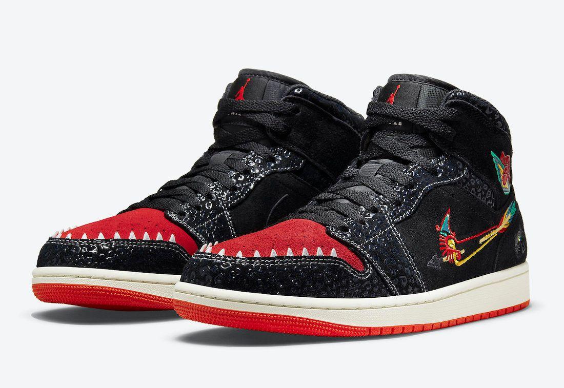 Air Jordan 1 Mid Siempre Familia