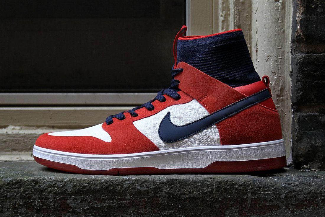 Nike Sb Zoom Dunk High 8