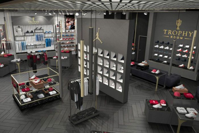 Air Jordan Trophy Room