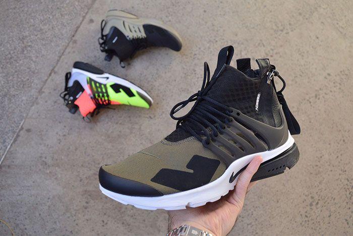 Acronym X Nike Air Presto Pack 3