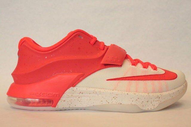 Nike Kd 7 Christmas Egg Nog 3