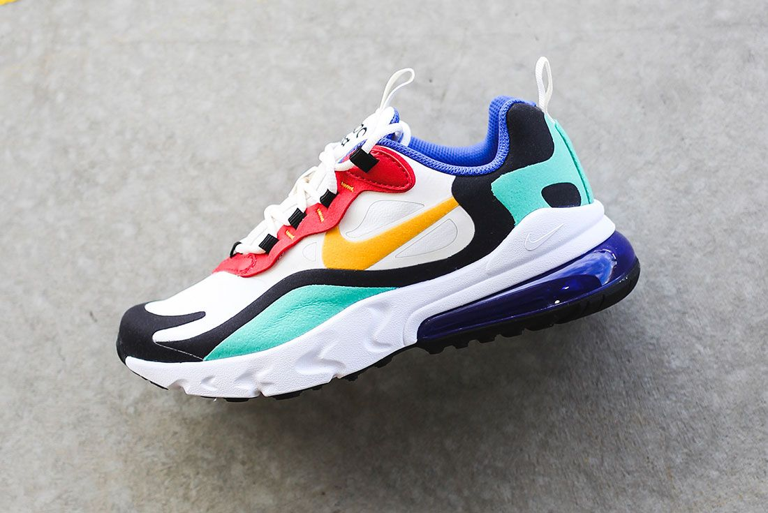Nike Air Max 270 React Jd Sports Australia Pack11