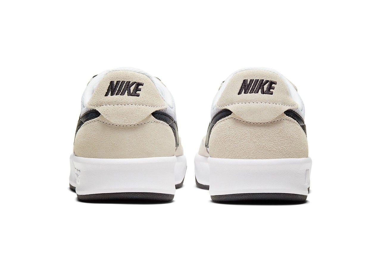 Nike SB Adversary Black Heel