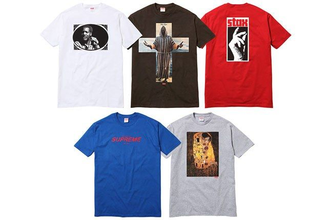 Supreme Stax Records Tees 1