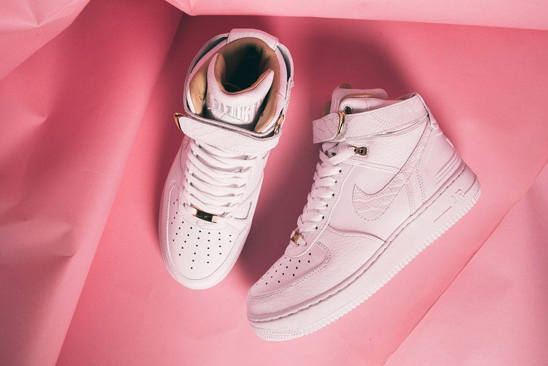 Nike Air Force 1 Af100 Collection Closer Look Sneaker Freaker 11