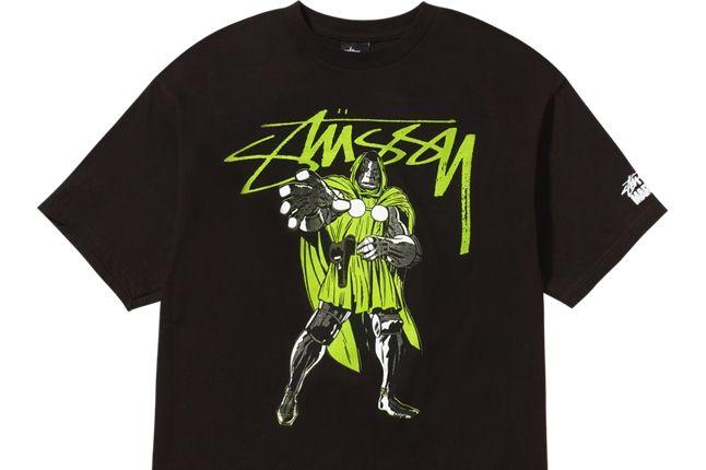 Stussy Marvel Dr Doom 1 1