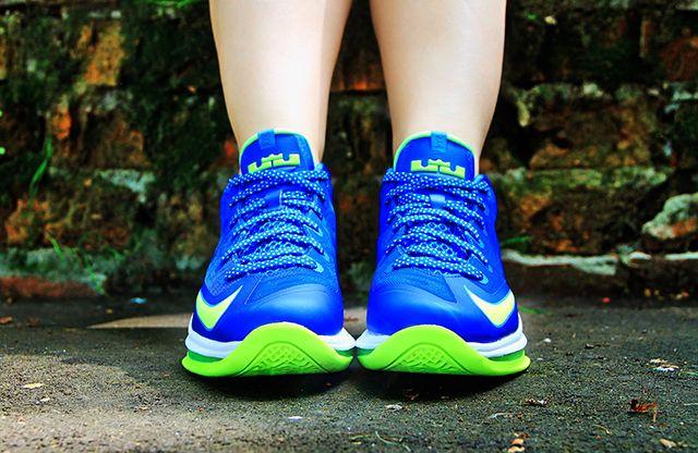 Nike Lebron 11 Low Sprite 4