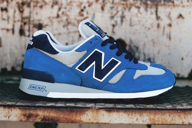 New Balance 1300 Blue Suede American Rebels Pack