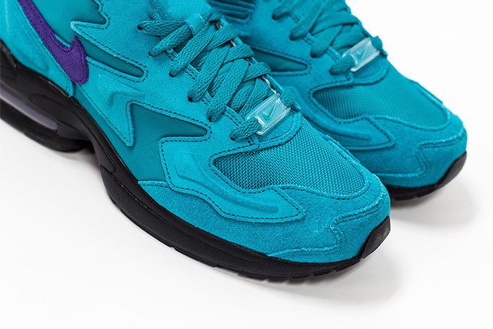 Nike Air Max 2 Light Hornets Teal 5