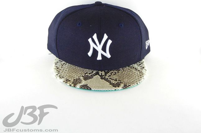 New York Yankees Snakeskin 1