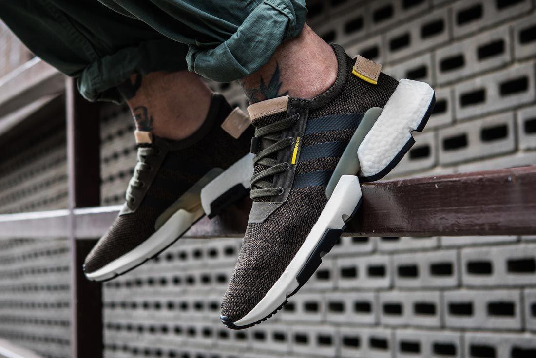 Adidas Pod S 3 1 Green
