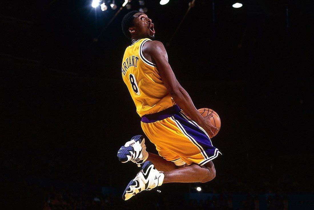 Kobe Bryant Slam Dunk 1997 Large