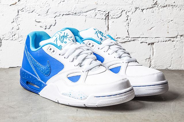 Nike Air Flight 13 Game Royal Vivid Blue 2