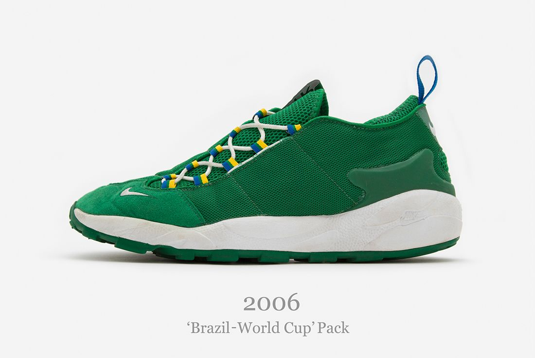 History Of The Nike Air Footscape 6