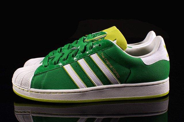 Adidas Superstar Ii Kermit 2