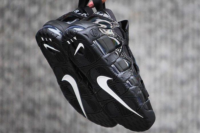 Nike Air More Money Los Angeles Pack Black White Sneaker Freaker 17