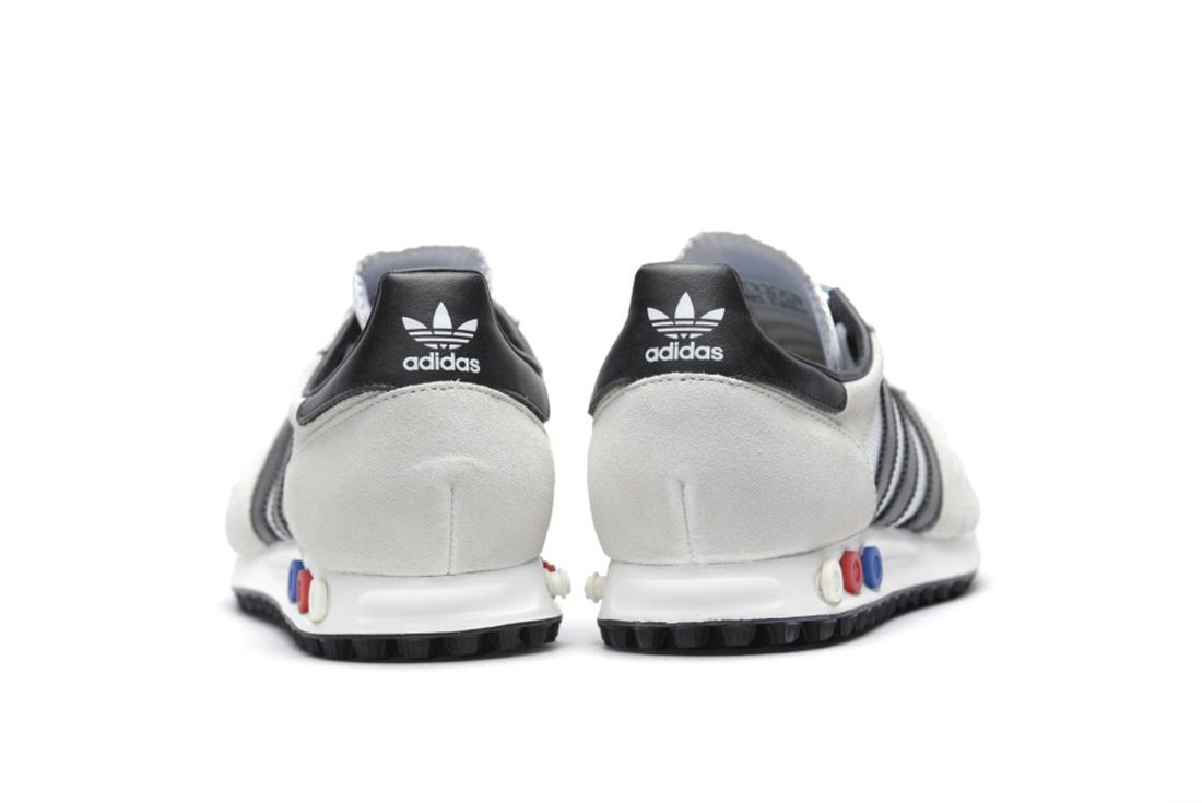 Adidas La Trainer Vintage White5