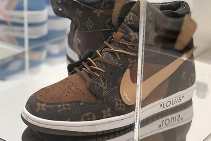 South Korea Puts On Wild Custom Sneaker Exhibition 8