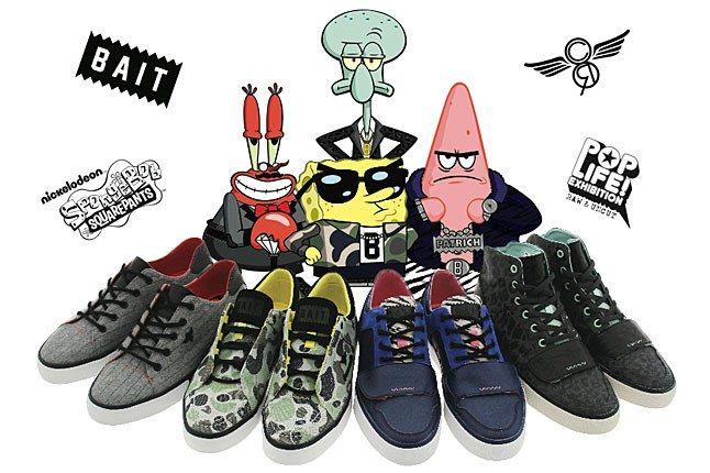 Spongebob Bait Creative Recreation 1 1