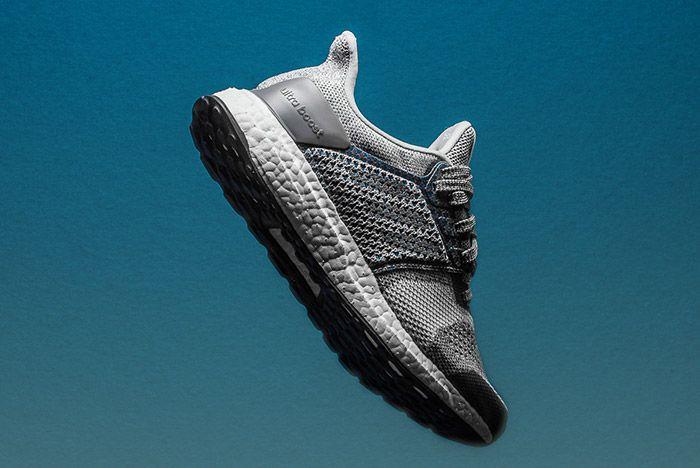 Adidas Ultraboost St Grey Teal Womens 5