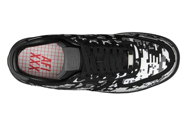 Nike Lunar Force 1 Digi Camo Sole 1