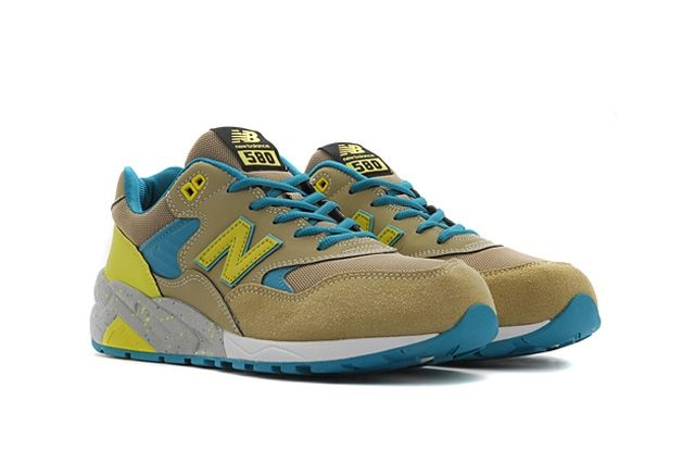New Balance 580 Japan Exclusive Pack By Livestock 5