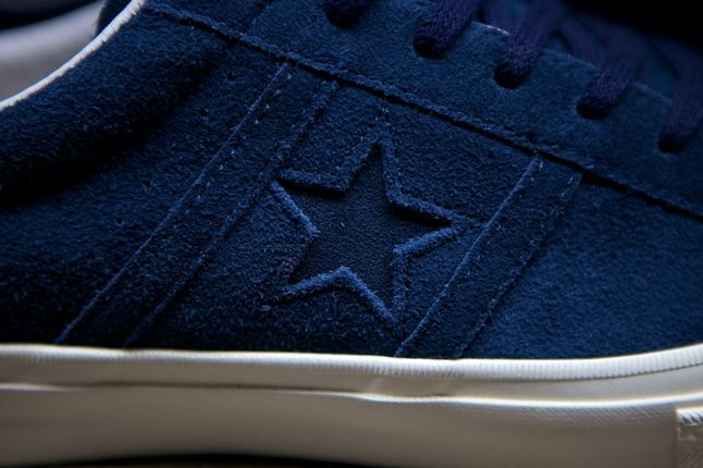 Converse One Star Academy Pack Blue Detail 1