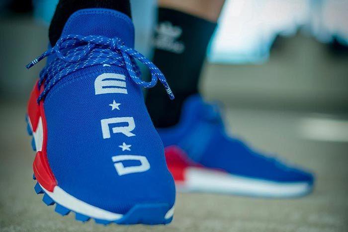 Pharrell Williams Adidas Nmd Hu Nerd Release 1