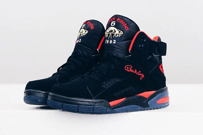 Patric Ewing Eclipse 1992 Olympic Dream Team Black 1