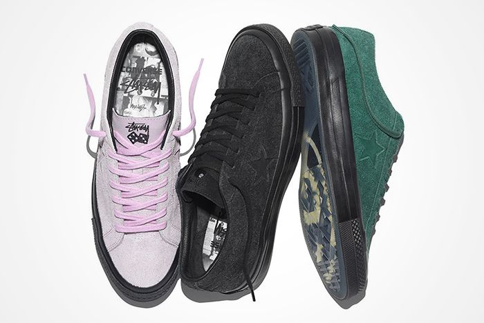Stüssy X Converse One Star Icons Packfeature