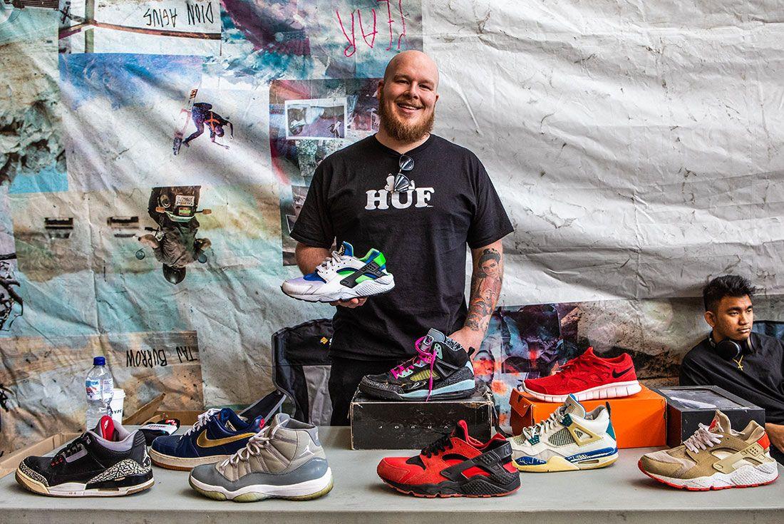 Sneaker Freaker Swap Meet October 201973