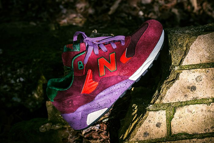 Packer X New Balance 580 4