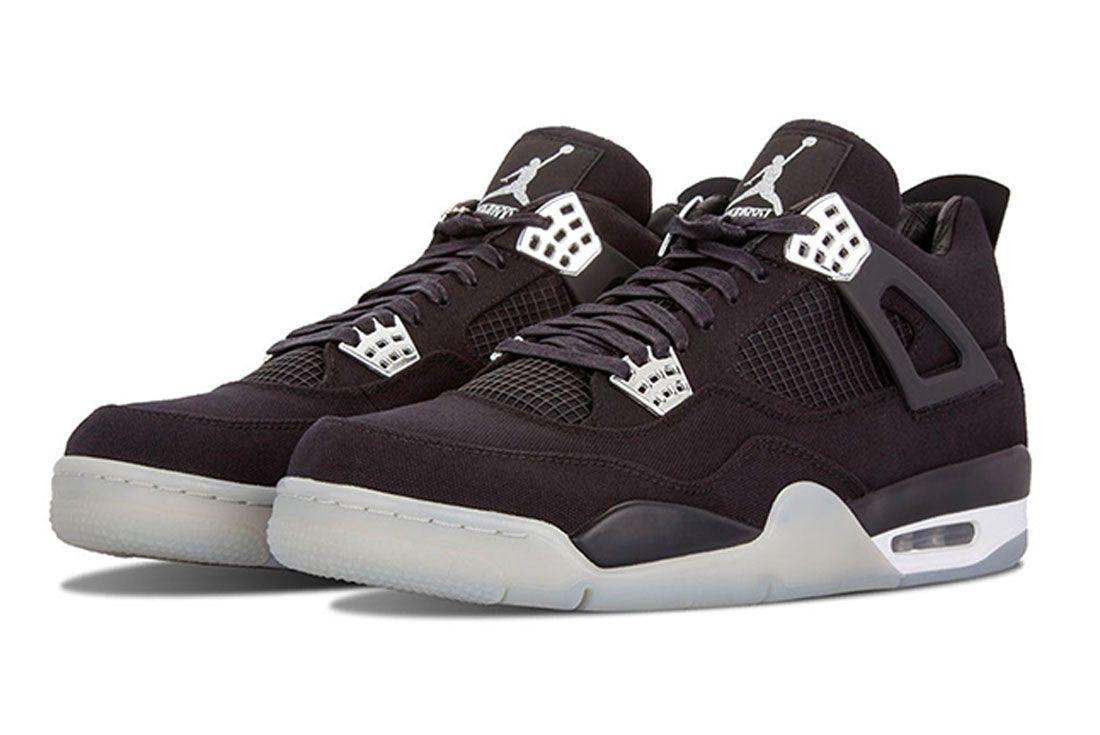 Air Jordan 4 Carhartt Eminem Toe
