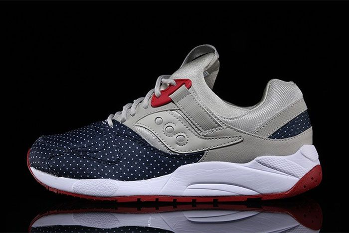 Saucony Grid 9000 Microdot 2