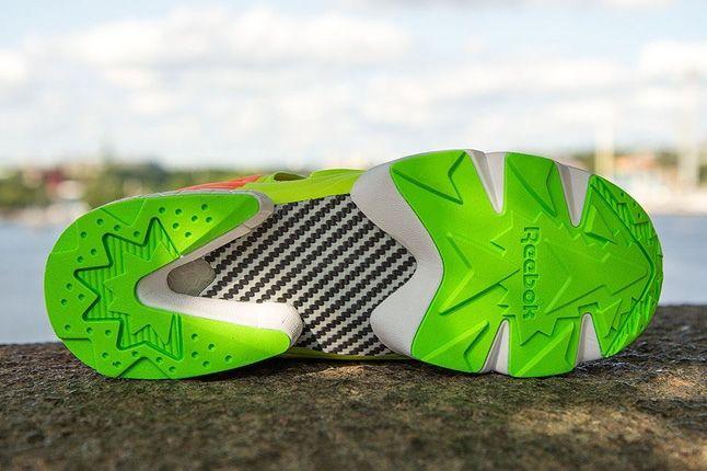 Sneakersnstuff Reebok Pump Fury Popsicle Sole Profile