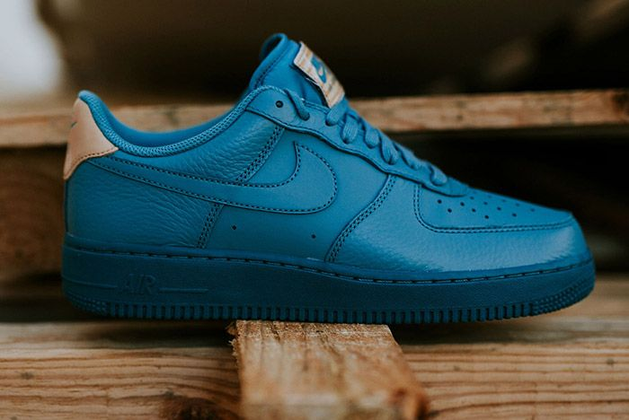 Nike Air Force 1 07 Lv8 Smokey Blue 8