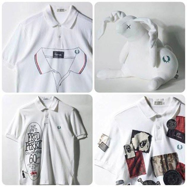 Real Fred Perry Custom Shirts 1
