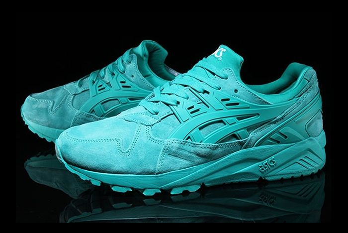 Asics Gel Kayano Trainer Spectra Green 4