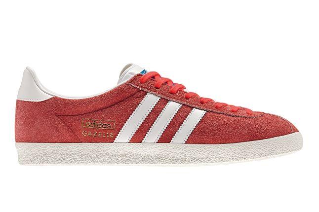 Adidas Originals Spring Pack Gazelle Og Red Profile 1