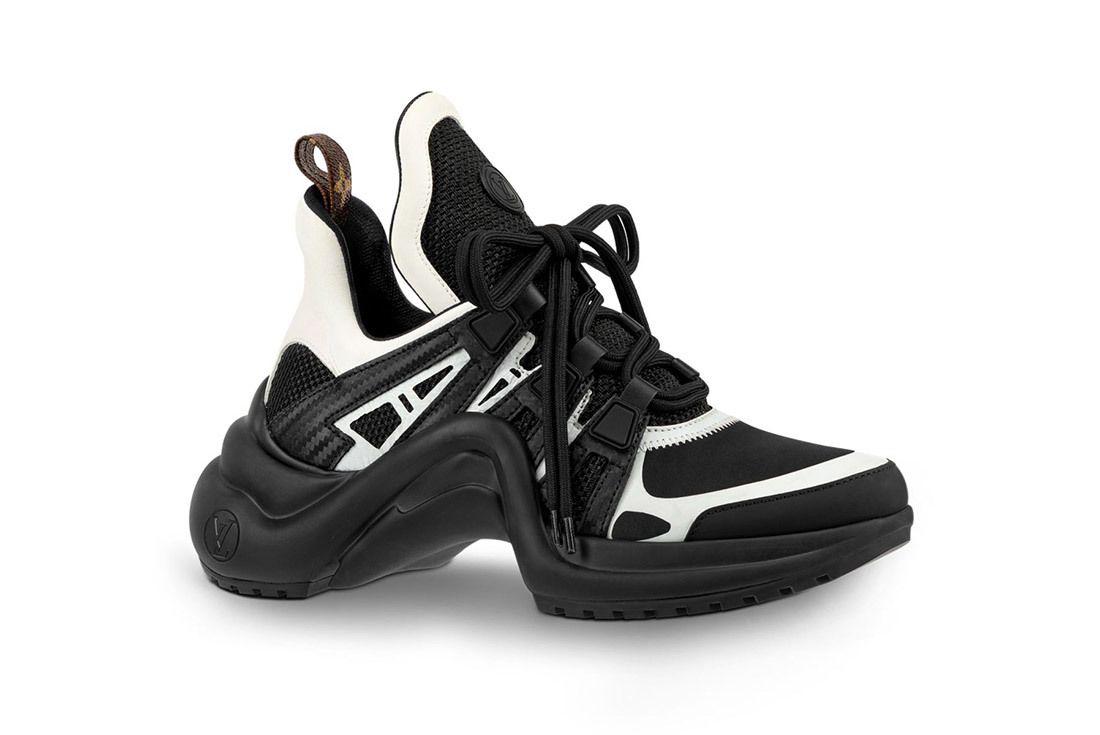 4 Louis Vuitton Archlight Sneaker Chunky Spring Summer Sneaker Freaker