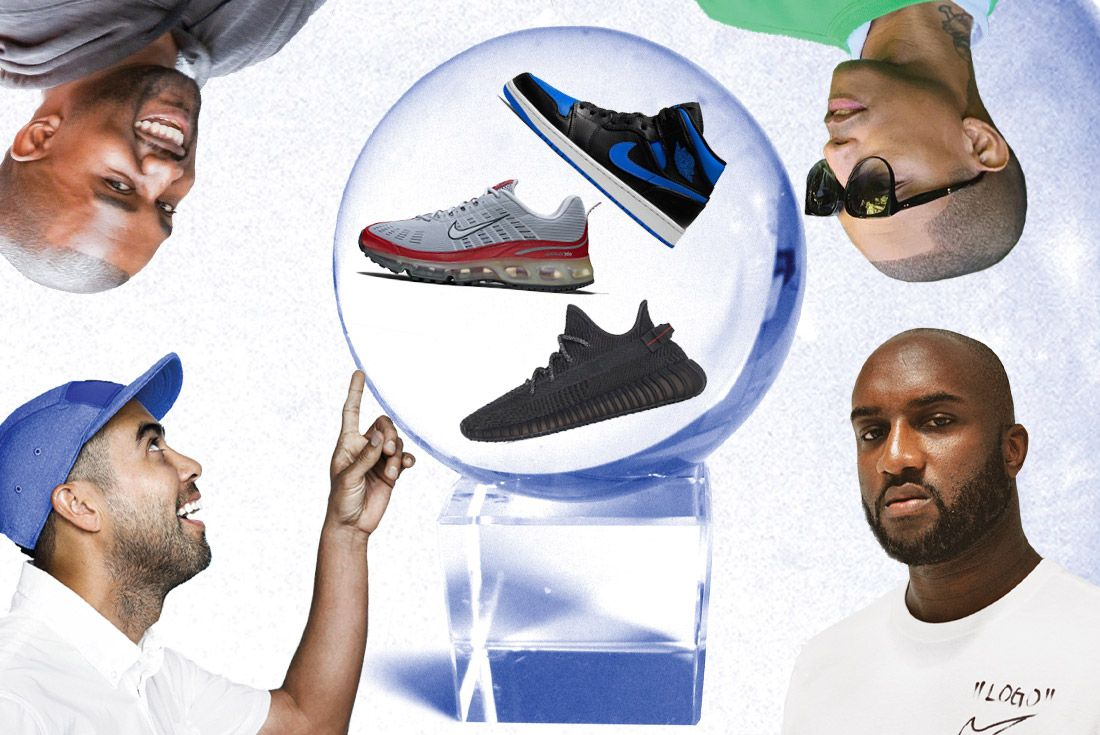 2020 Sneaker Trends Crystal Ball