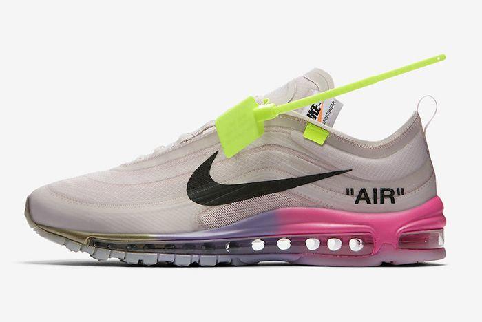 Off White Nike Air Max 97 Serena Queen 6